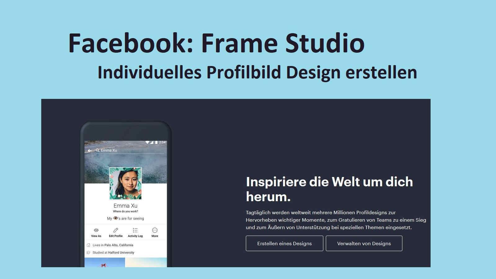 Facebook Profilbild Aktualisieren