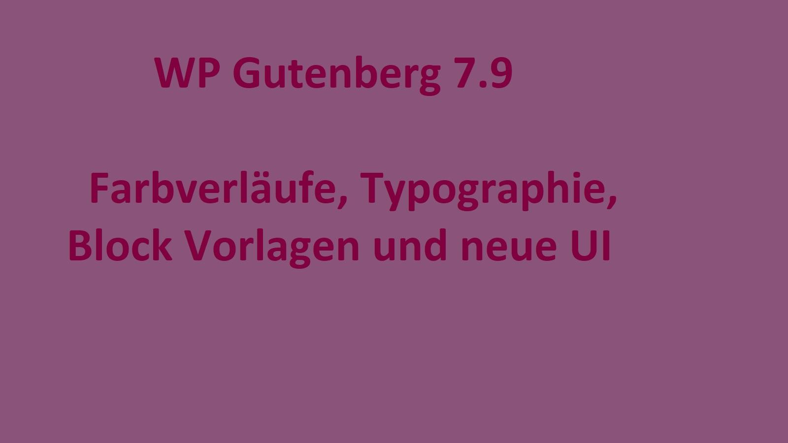 wordpress-gutenberg-7.9