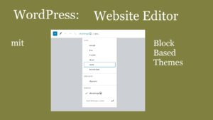 wordpress-website-editor
