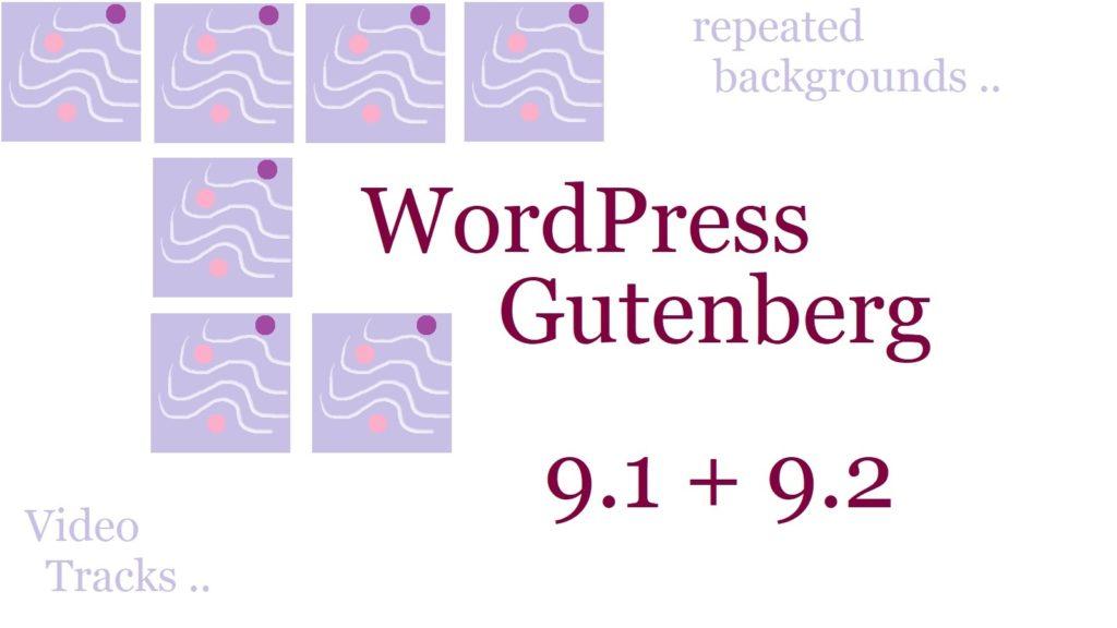 wordpress-gutenberg-9.1-9.2