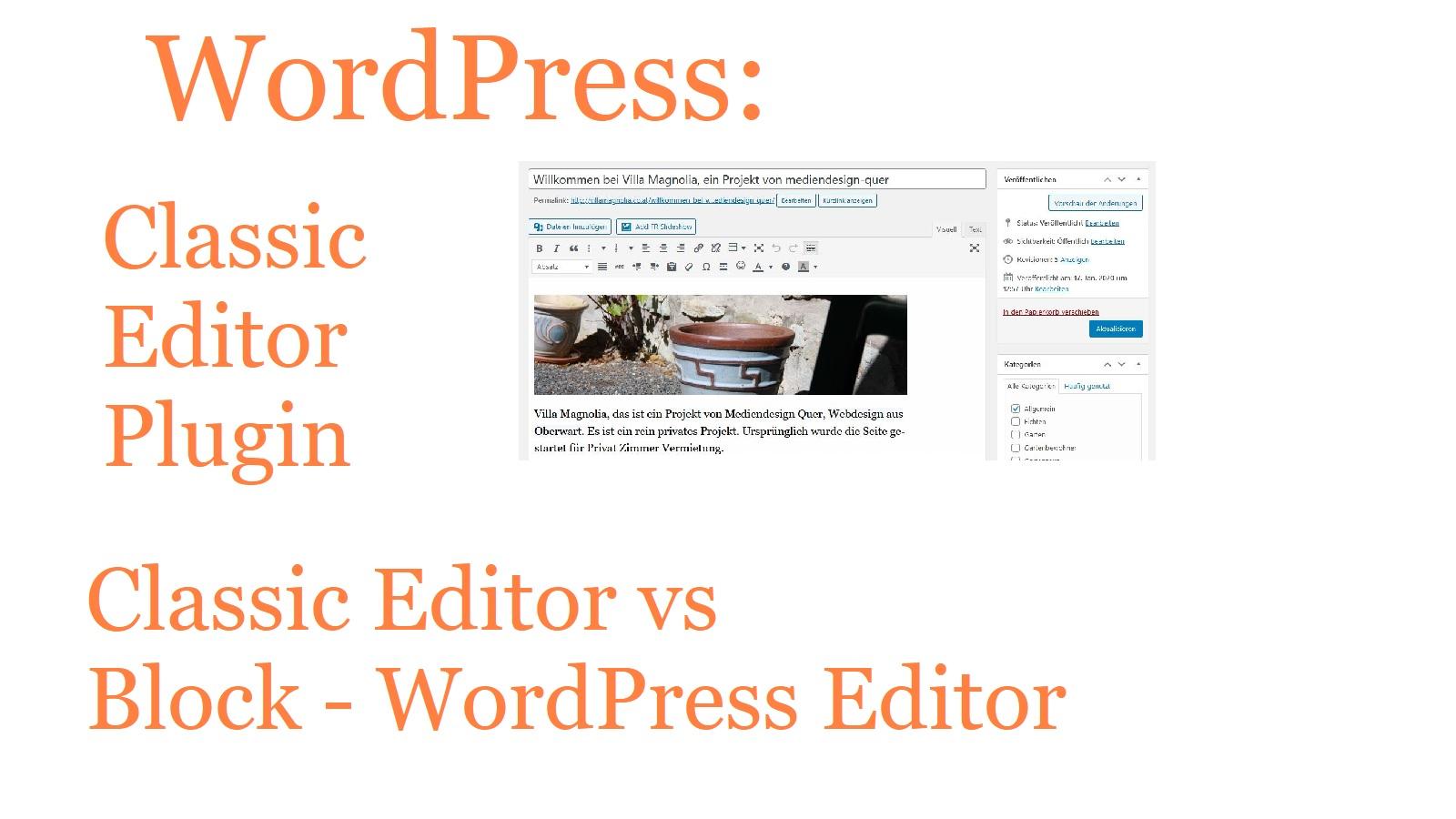classic-editor-plugin