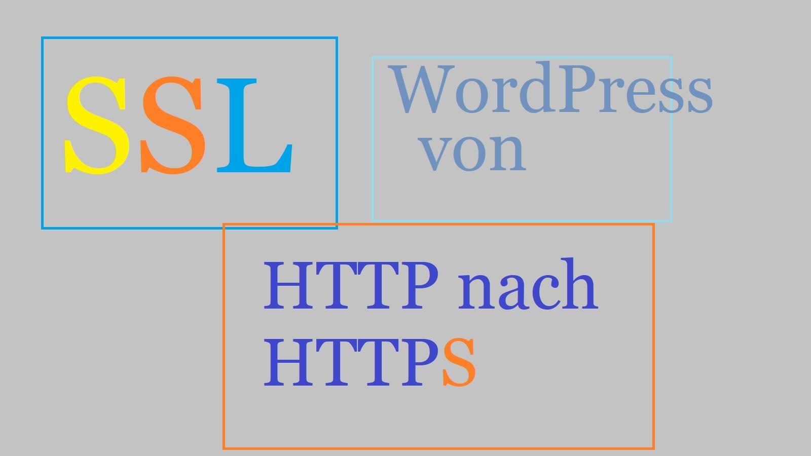 wordpress-http-nach-https