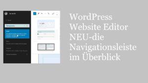 wordpress-website-editor