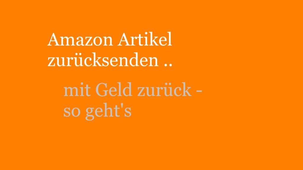 amazon-artikel-zuruecksenden