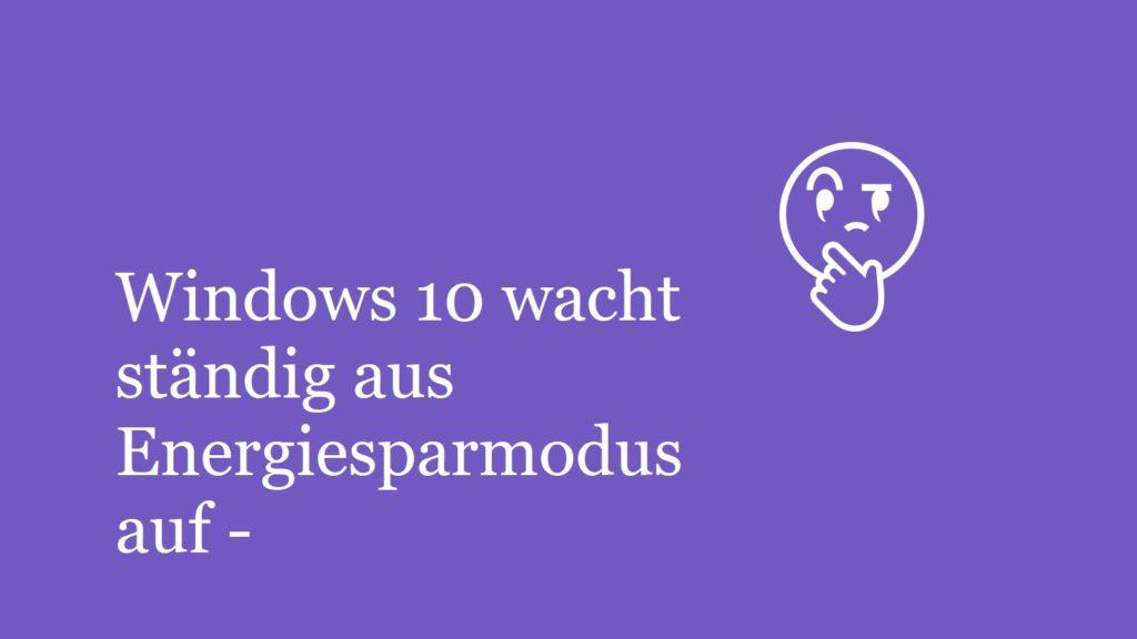 windows-10-energiesparmodus
